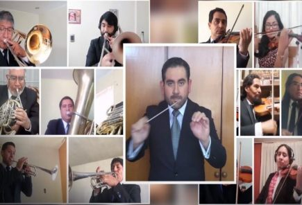La Orquesta Sinfónica de Arequipa sigue brindando conciertos virtuales (VIDEO)