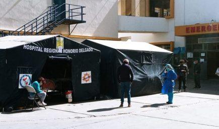 Cambio de estrategia: enfermos COVID serán atendidos en postas y centros de salud