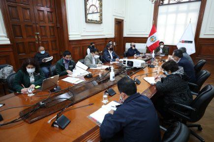 Congresista Alarcón pidió a Premier Zeballos no reactivar Tía María
