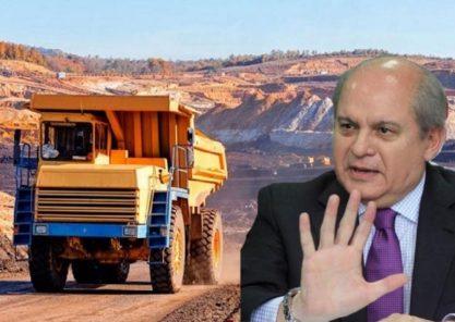 Premier Cateriano habla de impulsar minería y Confiep pide destrabar Tía María