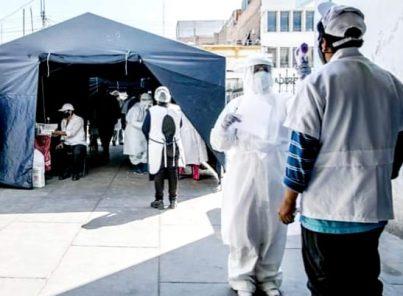 Arequipa: parte del personal médico que trabaja en hospital covid no recibe pago