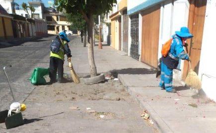 Mueren más trabajadores de covid-19 en JLB y Rivero y se suspende el recojo de basura