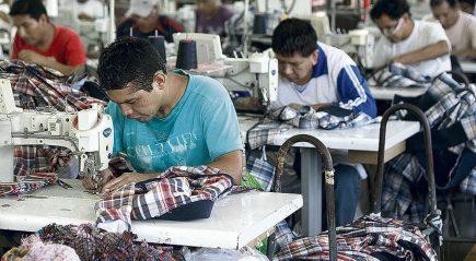 Perú: piden salvaguarda para 15 mil pymes textiles, frente a productos importados