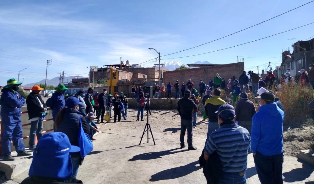 Fallecen trabajadores municipales con covid-19 en  en Paucarpata y JLB y Rivero
