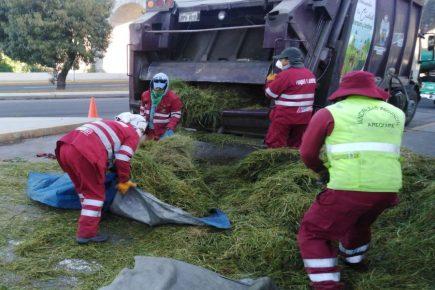 El drama de los trabajadores de limpieza: más de 100 contagiados (VIDEO)