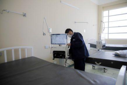 Arequipa: director hospital Covid niega que ventiladores hayan llegado incompletos