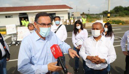 Vizcarra: reforma de inmunidad parlamentaria tiene vicios de inconstitucionalidad