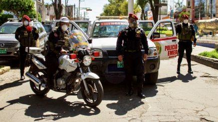 Arequipa: Tres de cada cuatro policías no accedieron a pruebas rápidas de COVID-19