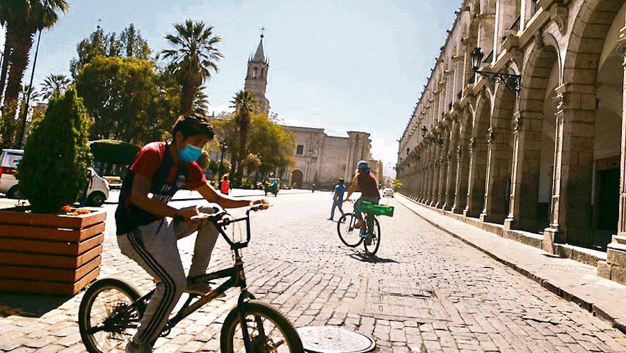 arequipa ciclovías