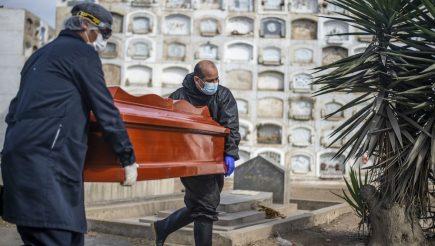 Arequipa: Este año ya murieron más personas que en todo el 2019