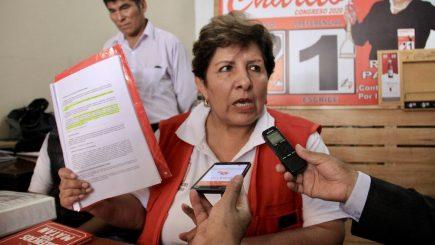 Comisión de Ética iniciará investigación contra congresista Rosario Paredes