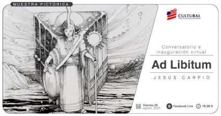 "Muestra Virtual ""Ad Libitum"" de Jesús Carpio"