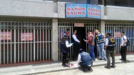 Arequipa: Reactiva Perú otorgó un préstamo a presunto prostíbulo
