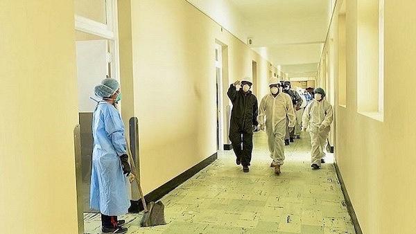 arequipa presupuesto covid emergencia sanitaria