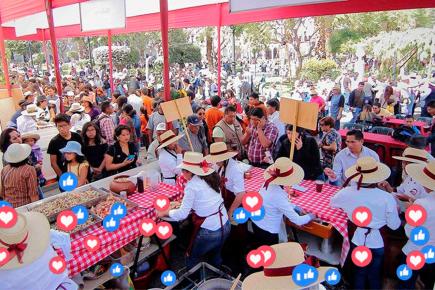 Fiesta de la Chicha:  «Pronto volveremos a compartir»