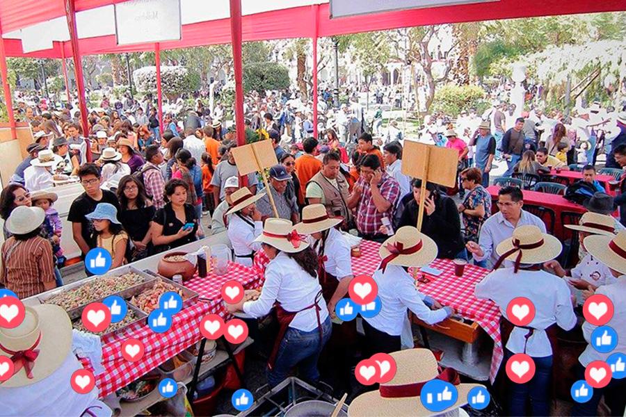 Fiesta de la Chicha Arequipa 2020
