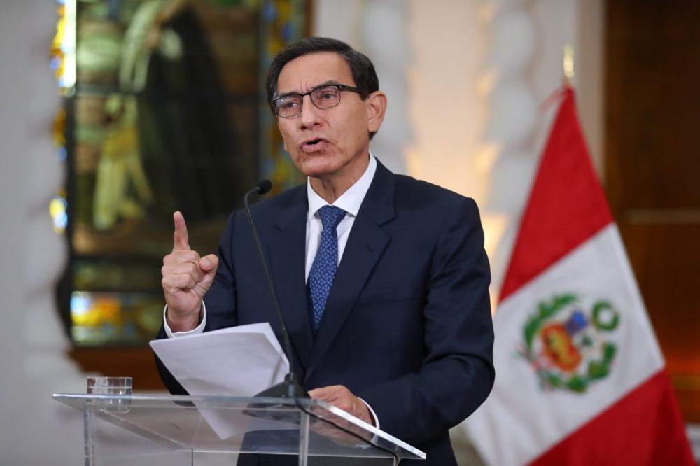 mensaje Martín Vizcarra
