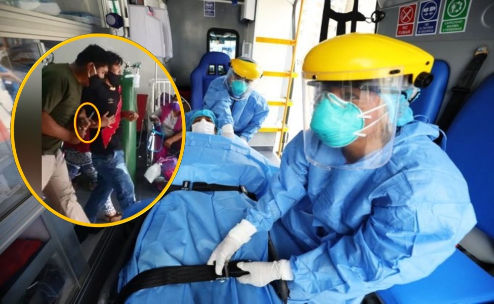 Arequipa: constantes agresiones en hospital Covid obligan a personal a pedir resguardo