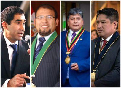 Van cuatro alcaldes en Arequipa que contrajeron el coronavirus