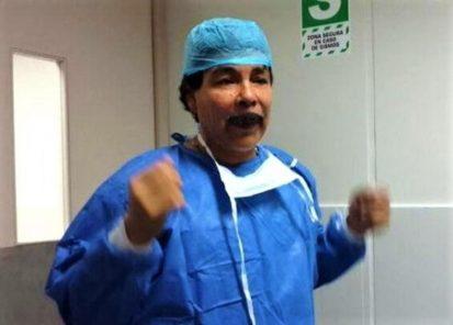 Arequipa: exalcalde Alfredo Zegarra presenta complicaciones en su salud