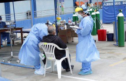 Arequipa: más de 13 mil adultos mayores se infectaron con coronavirus