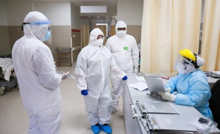 Arequipa: el 30% de pacientes hospitalizados en el Honorio Delgado consumió dióxido de cloro