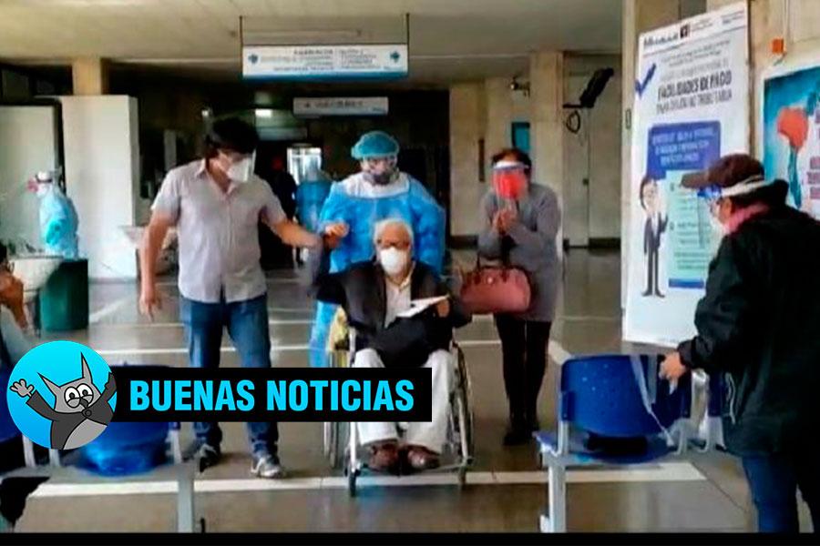 Buenas noticias Arequipa coronavirus