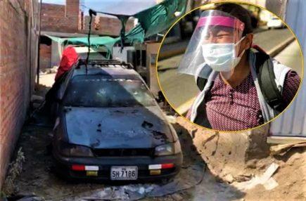 Arequipa: Celia Capira denuncia envenenamiento de perros y quema de vehículos