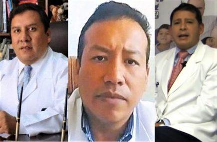 Arequipa: Tres médicos con coronavirus perdieron la vida en un día