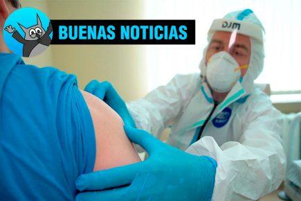 Vacuna contra el covid-19 avanza y voluntarios desarrollan inmunidad