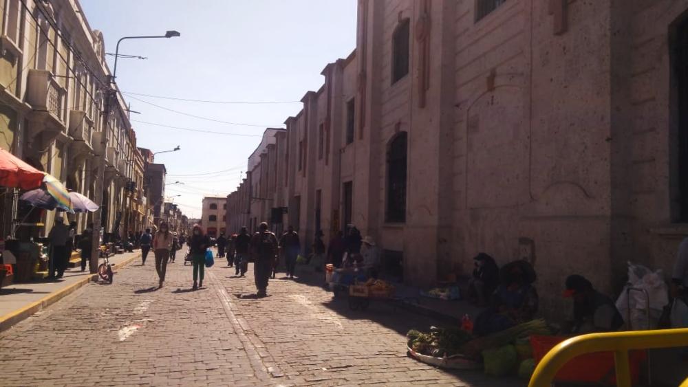 Coronavirus en Arequipa: cuarentena focalizada se levanta bajo este escenario de la pandemia