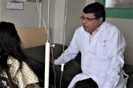 Arequipa: Exdecano de Colegio Médico Wilfredo Pino, fallece por coronavirus