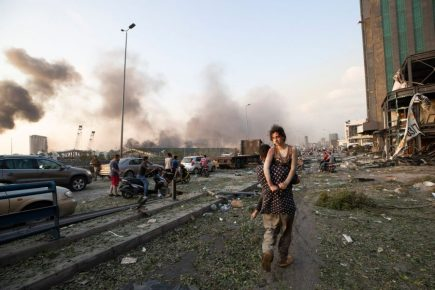 Explosión en Beirut: ¿Atentado o accidente? (Fotos y video)