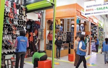 Arequipa: 60 galerías comerciales esperan fase 3 para atender al 50% de aforo
