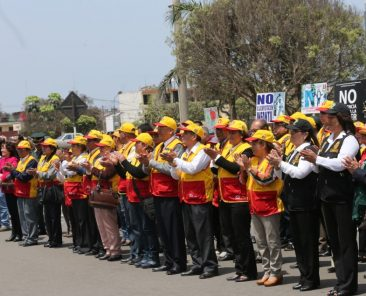 Arequipa: juntas vecinales se reactivan para apoyar la lucha contra la covid-19