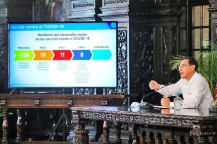 Más de 8 millones de peruanos volverán a recibir  el Bono Universal Familiar (Video Resumen)