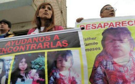 Arequipa: durante cuarentena hubo 46 mujeres desaparecidas, 4 aún sin ubicar