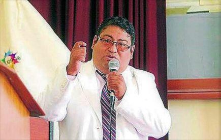 Arequipa: dan de alta a gerente de Salud tras 13 días hospitalizado por covid-19