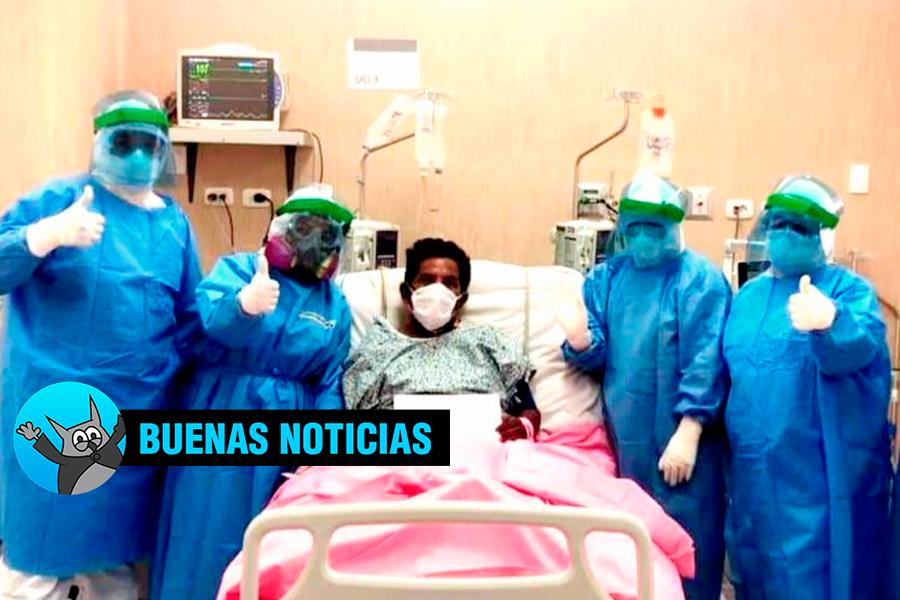 Arequipa, buenas noticias, pacientes recuperados