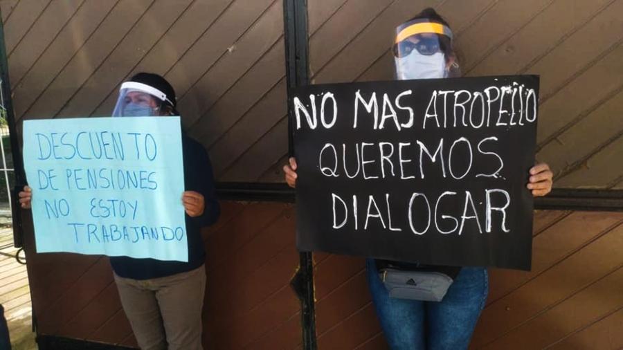 Arequipa: piden rebajar pensiones en universidades para evitar más deserciones