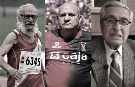 Arequipa: distinguidos profesionales y deportistas nos dejaron esta semana