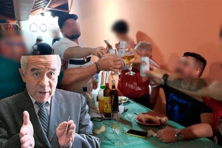 Comando Covid anuncia prohibición de venta de bebidas alcohólicas