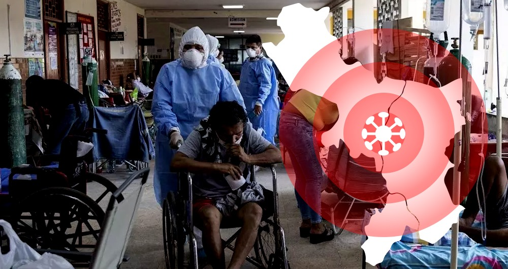 Sur del país colapsa por coronavirus