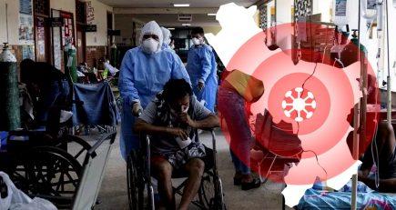 El Sur del país se desborda por la crisis del coronavirus