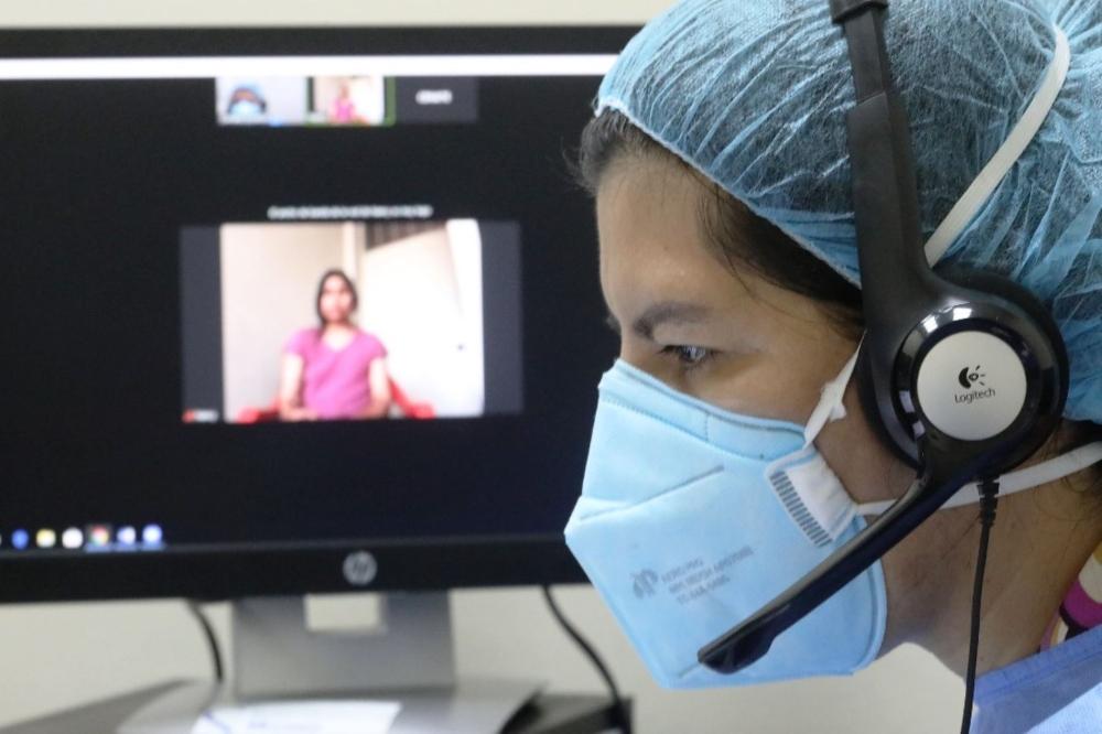 Arequipa: hospital Honorio Delgado atenderá a pacientes de otras patologías mediante telemedicina