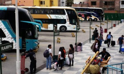 Arequipa inicia viajes terrestres, conoce los nuevos protocolos para pasajeros