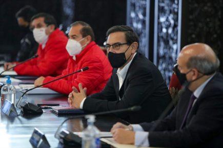 Presidente Vizcarra: Quedan prohibidas reuniones familiares y sociales por repunte de contagios