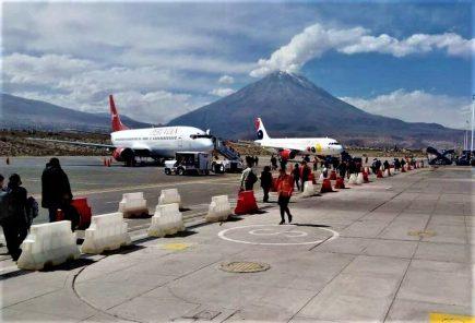 Aeropuerto de Arequipa reiniciará vuelos, conoce aquí protocolos para pasajeros