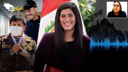 Maria Antonieta Alva no fue censurada  |  Al vuelo noticias