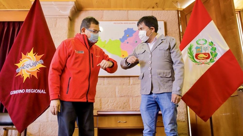arequipa majes siguas ii convenio minagri gobierno regional de arequipa